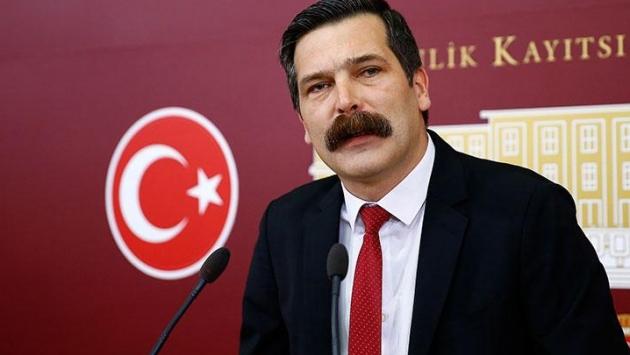TİP Başkanı Erkan Baş: Hâkimiyet hapisten çıkardığınız çeteci bozuntularında