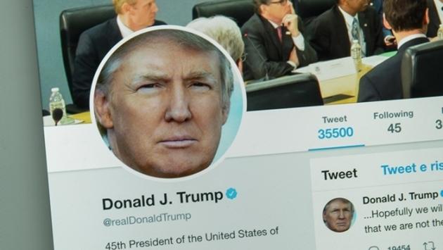 Twitter, Trump'ın şiddet imalı paylaşımlarını gizledi