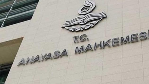 Anayasa Mahkemesi'nden HDP'ye suç duyurusu