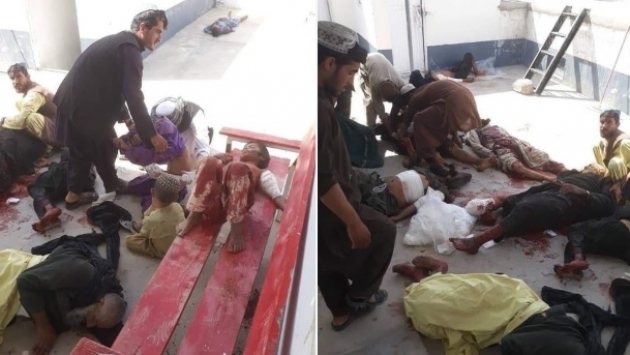 Afganistan'da roketli saldırı: 23 sivil hayatını kaybetti