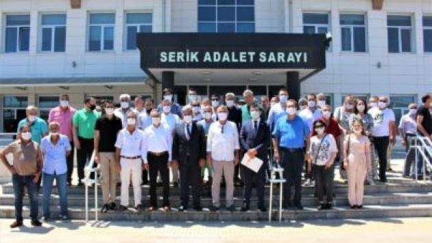 AKP'li 2 bakanın sessiz kaldığı 500 bin liralık rüşvete suç duyurusu!