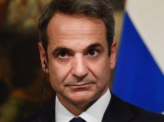 Miçotakis, Türkiye'yi ikaz etti