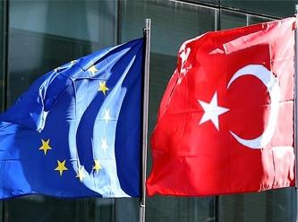 AB'den Türkiye'ye Akdeniz ve İnsan Hakları Uyarısı