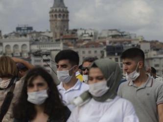 Salgın İstanbul için yeniden başlıyor