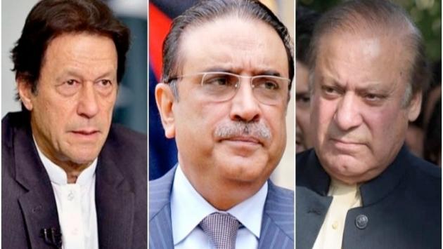 Pakistan'da 'yolsuzluk' hakim karşısnda!
