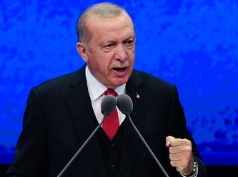 Yaptırım tehlikesi ile karşı karşıya olan Erdoğan'dan dikkat çeken ABD ve AB mesajı