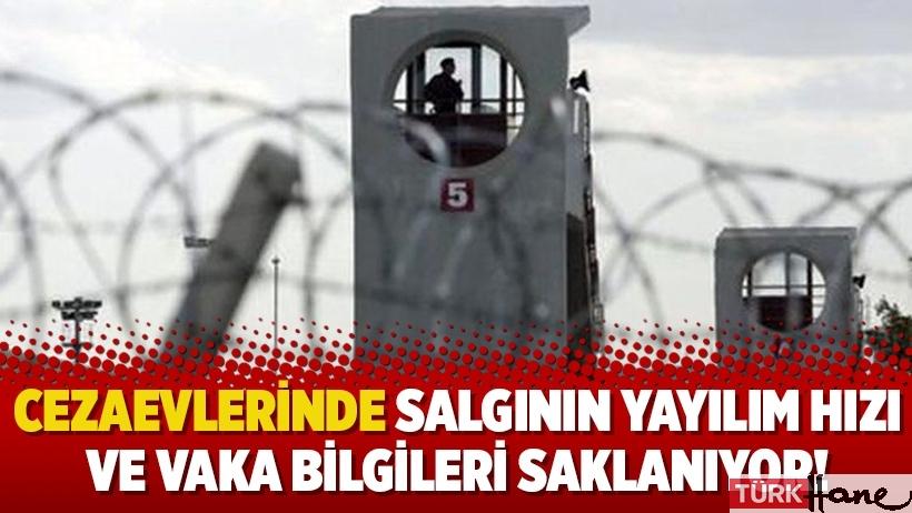 cezaevlerinde salginin yayilim hizi ve vaka bilgileri saklaniyor son dakika guncel haberler