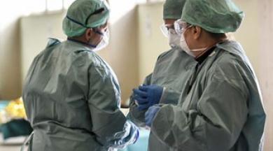 New York'ta tıp öğrencileri bu yıl erken mezun edilecek, validen itiraf