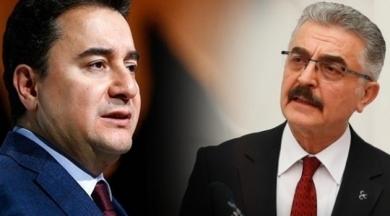 MHP'den Babacan'a: Ali Potter, yediği kaba pisleyen, demokrasi fareleri…