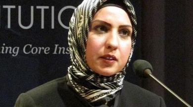 İngiltere'de ilk kez başörtülü bir Müslüman hakim olarak atandı