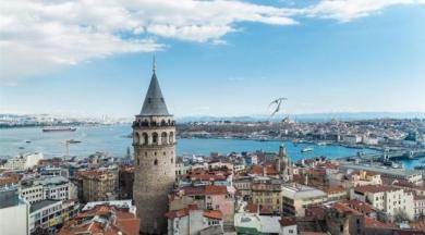 İstanbul'a gelen turist sayısı yüzde 95 azaldı