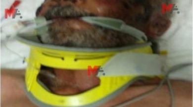 Helikopterden atılan Servet Turgut'un yoğun bakım fotoğrafı ortaya çıktı