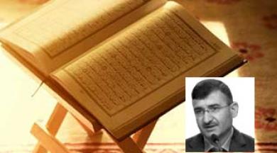 [Prof. Dr. Muhittin Akgül yazdı] Kur'ân'ın kullandığı edep dili
