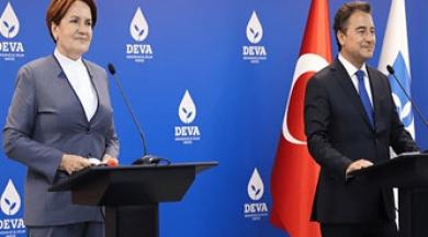 Akşener'den yeni ittifak sinyali:  iki partinin ismini verdi