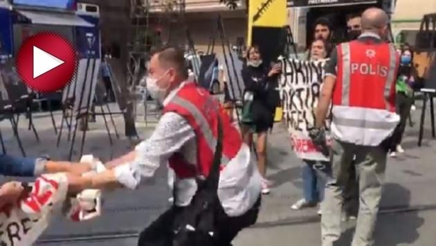 Öğrenciler yurt ve kira zammını protesto etti: 'Öğrenciler aç, mezunlar işsiz'