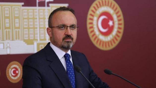 AKP'li Turan: HDP kimi isterse Millet İttifakı'nın adayı o olacaktır