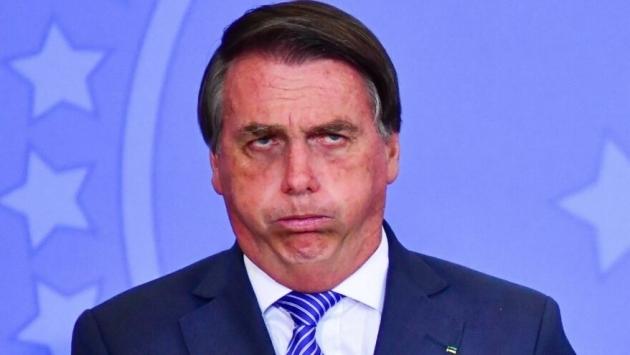 Aşı karşıtı Brezilya Devlet Başkanı Jair Bolsonaro kapıda kaldı!