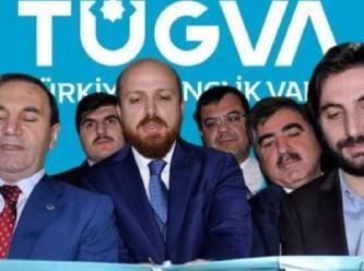 Bilal Erdoğan'dan TÜGVA iddiaları sonrası ilk açıklama