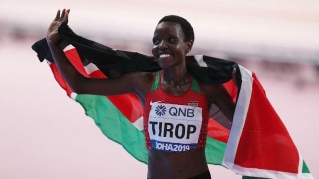 Dünyaca ünlü atlet Agnes Tirop evinde ölü bulundu!