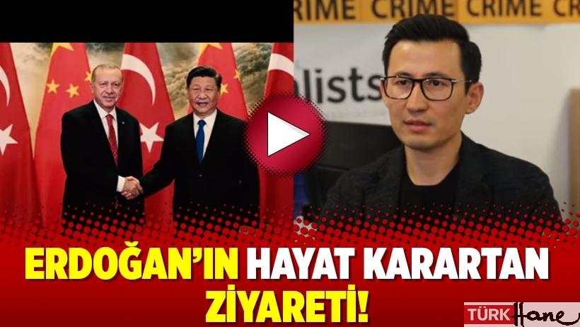 Erdoğan'ın hayat karartan ziyareti!