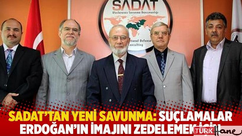SADAT'tan yeni savunma: Suçlamalar Erdoğan'ın imajını zedelemek için